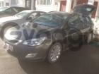 Opel Astra, J 1.6 AT (115 л.с.) 2011 г.