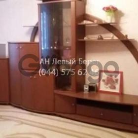 Сдается в аренду квартира 2-ком 60 м² ул. Бажана Николая, 7а, метро Вырлица