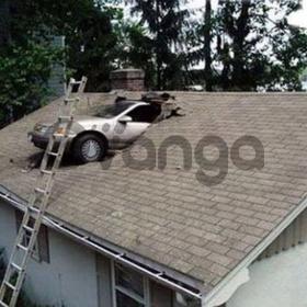 У вас проблемы с крышей. Скорая помощь кровельщика