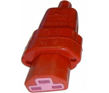3-х контактные термостойкие разъемы (мама)