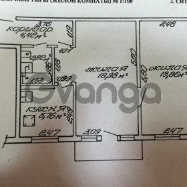 Продается квартира 2-ком 45 м² пр. Речицкий , 8Б