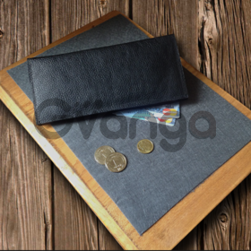 Мужской бумажник, портмоне, кошелек, ручная работа. Натуральная кожа