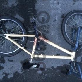 Продам велосипед BMX saber s1 2014г.