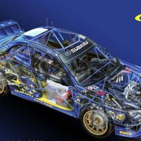 Автозапчасти для автомобилей Subaru к каждой модели!