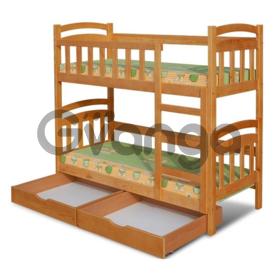 """Двухьярусная кровать """"Карина-люкс"""""""