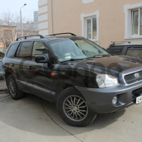 Hyundai Santa Fe 2.4 AT (146л.с.)
