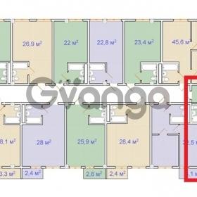 Продается квартира 1-ком 41 м² Следопытов