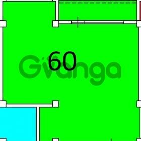 Продается квартира 2-ком 60 м² Куйбышева