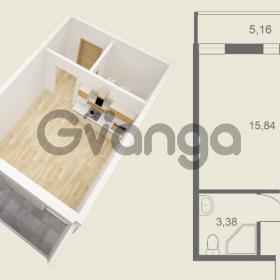 Продается квартира 1-ком 27 м² Старошоссейная