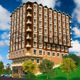 Продается квартира 1-ком 16 м² Волжская