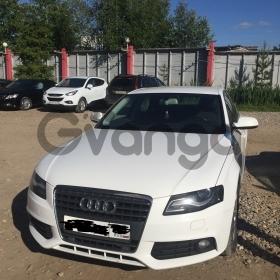 Audi A4, IV (B8) Рестайлинг 1.8 CVT (170 л.с.) 2011 г.