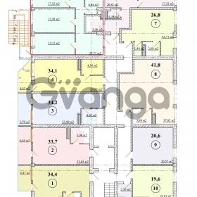 Продается квартира 3-ком 71 м² Нагорная ул.