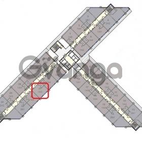 Продается квартира 1-ком 36 м² Конституции ул.