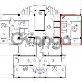 Продается квартира 1-ком 31 м² Крымская ул.