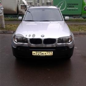 BMW X3, I (E83) 30i 3.0 AT (231 л.с.) 4WD 2005 г.