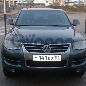 Volkswagen Touareg, I Рестайлинг 3.0d AT (224 л.с.) 4WD 2007 г.