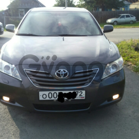 Toyota Camry 2.4 AT (167л.с.)