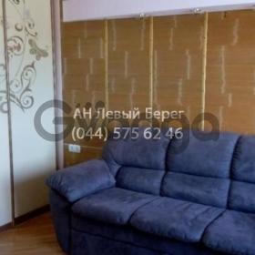 Сдается в аренду квартира 2-ком 72 м² ул. Днепровская Набережная, 19, метро Осокорки