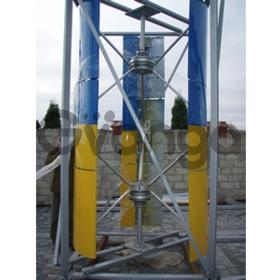 Патент и техдокументация на производство вертикального ветрогенератора