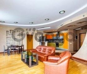 Сдается в аренду квартира 3-ком 130 м² Авиационная Ул. 79 кор 3, метро Щукинская