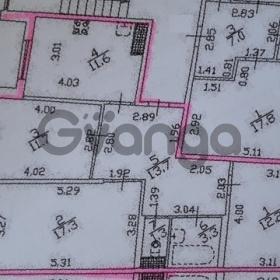 Продается квартира 3-ком 71 м² Изборская (Славянка) улица, 1 к1, метро Купчино