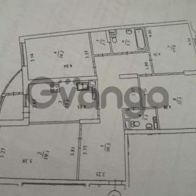 Продается квартира 4-ком 137 м² Днепровская наб. ул., д. 25