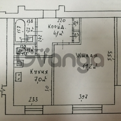 Продается квартира 1-ком 34 м² ул. Жукова , 38