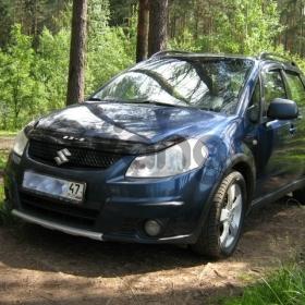 Suzuki SX4, I (Classic) Рестайлинг 1.6 AT (112 л.с.) 2010 г.