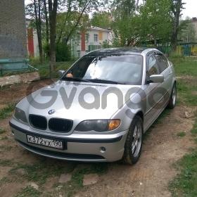 BMW 3er, IV (E46) Рестайлинг 320i 2.2 MT (170 л.с.) 2002 г.