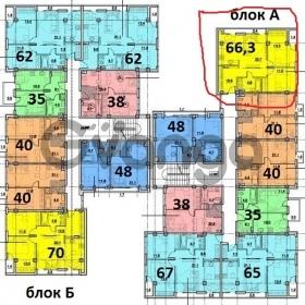 Продается квартира 3-ком 66.3 м² Измайловская ул.