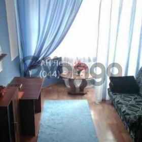 Сдается в аренду квартира 1-ком 45 м² ул. Чавдар Елизаветы, 18, метро Осокорки