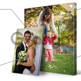 Печать фото на холсте. Картины. Фотообои.