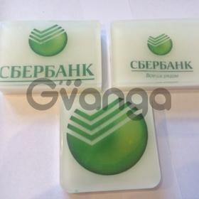 Корпоративное мыло ручной работы на подарки и сувенирную продукцию