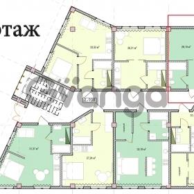 Продается квартира 1-ком 29 м² Макаренко
