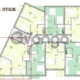 Продается квартира 2-ком 67 м² Макаренко