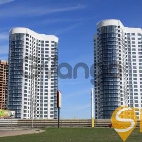Продается квартира 1-ком 45 м² Заречная ул., д. 1в, метро Славутич