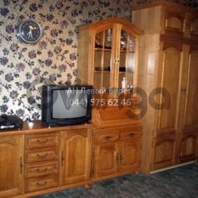 Сдается в аренду квартира 1-ком 30 м² ул. Леси Украинки, 24, метро Печерская