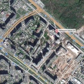 Сдается в аренду квартира 1-ком 30 м² Пятницкое,д.21, метро Митино