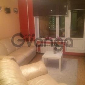 Сдается в аренду квартира 1-ком 40 м² Ясеневая,д.41к3, метро Зябликово