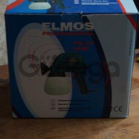 Краскопульт электрический ELMOS PG 31