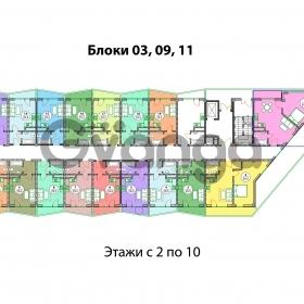 Продается квартира 2-ком 50 м² Темирязева ул.