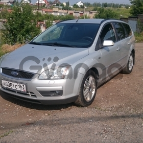 Ford Focus, II 1.8 MT (125 л.с.) 2006 г.