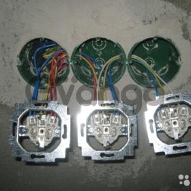 Электромонтажные работы от частного мастера