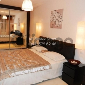 Сдается в аренду квартира 2-ком 50 м² ул. Ахматовой Анны, 30, метро Позняки