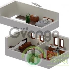 Продается квартира 2-ком 62 м² Пражский бульвар