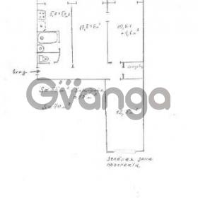 Продается квартира 3-ком 69 м² Воздухофлотский ул., д. 74
