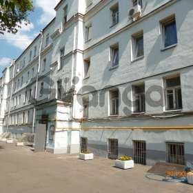 Продается квартира 3-ком 46 м² Тимура Фрунзе 20, метро Парк культуры