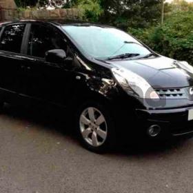 Nissan Note, I Рестайлинг 1.6 AT (110 л.с.) 2012 г.