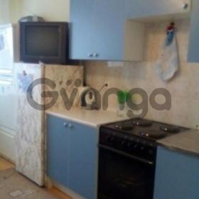 Сдается в аренду квартира 1-ком 40 м² Катюшки,д.60
