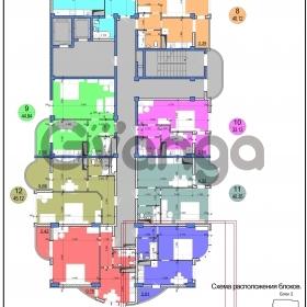 Продается квартира 1-ком 34 м² Туапсинская